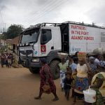 Renault Trucks revine în Uganda în cadrul Programului Alimentar Mondial