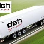 DGH a achiziționat 30 de semiremorci în acest an