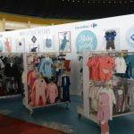 Carrefour participă la târgul Baby Boom, cu produsele marca Tex