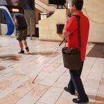 Metroul bucureştean, accesibil şi pentru nevăzători cu ajutorul aplicaţieiTandem Acces