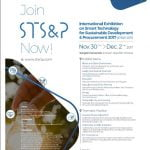 Expoziţia STS&P 2017 are loc în perioada 30 noiembrie – 2 decembrie