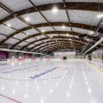 Se redeschide patinoarul Telekom Arena