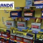 CARANDA Baterii, un brand pe piața auto din România