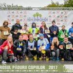 Peste 1200 de persoane au participat la Crosul Pădurii Copiilor