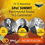 Peste 30 de speakeri vorbesc la GPeC SUMMIT, pe 14-15 noiembrie