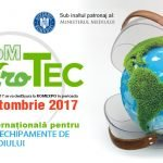 Romenvirotec 2017 – expoziţie dedicată mediului înconjurător