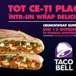 Primul restaurant Taco Bell s-a deschis în România