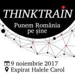 Conferinţa ThinkTrain va avea loc pe 9 noiembrie