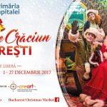 S-a deschis Târgul de Crăciun București