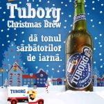 Tuborg Christmas Brew dă tonul sărbătorilor de iarnă
