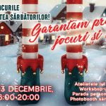 Evenimente speciale de Crăciun la Liberty Center