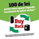 Auchan lansează o campanie de buy back