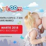 Baby Boom Show are loc în perioada 8-11 martie, la Romexpo