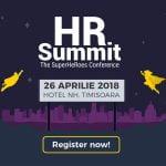 HR Summit Timișoara: diagnoză organizațională și GDPR