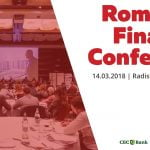 Romanian Financial Conference are loc pe 14 martie