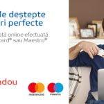 Mastercard şi eMAG încurajează plăţile cu cardul