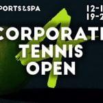 Au început înscrierile la Corporate Tennis Open