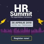 HR Summit Timișoara 2018 are loc mâine