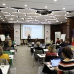 Peste 50 de antreprenori au participat la The Woman Entrepreneurship Workshops