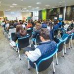 Peste 100 de specialişti au participat la conferința Zoom IN