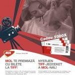 MOL România susţine festivalul TIFF
