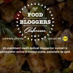 O noua editie Food Bloggers Conference