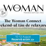 The Woman Connect: Weekend-ul tău de relaxare!