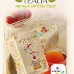 Ceaiurile TEALIA intră pe piaţa din România. În ce magazine se găsesc?