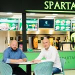 Restaurantul Spartan din Mega Mall a fost redeschis cu o investiție de circa 110.000 euro