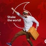 Vodafone România lansează campania Shake the World