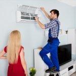 Servicii de instalare de aer condiționat oferite de evoMAG