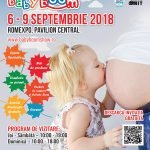 Baby Boom 2018, ediţia de toamnă, începe joi, la Romexpo