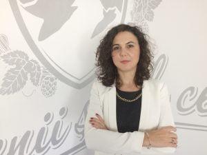 Bergenbier director marketing Mihaela Hristea