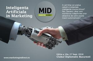 Conferinta Marketing in Direct - Inteligenta Artificiala