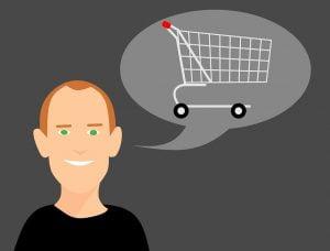 Valoarea cosului de cumparaturi online in 2021