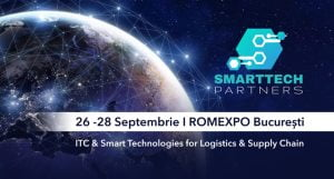 Expozitia SMARTTECH for SUPPLY CHAIN