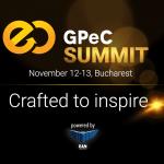 GPeC SUMMIT 2018 va avea loc în perioada 12-13 noiembrie