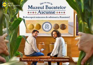 Muzeul Bucatelor Ascunse Lidl