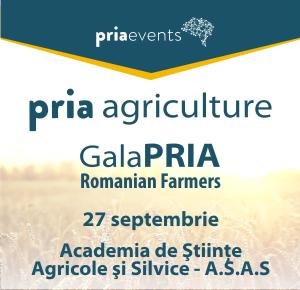 PRIA Agriculture Gala Fermierilor Romani