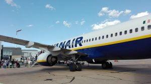 Bagaje Ryanair
