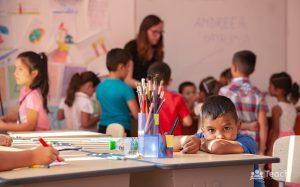 Programul Teach for Romania