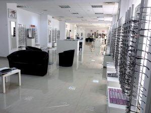 Showroom Lensa Bucuresti