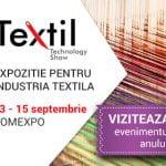 Textile Technology Show începe astăzi la Romexpo