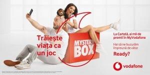 Campanie VodafoneTraieste viata ca un joc