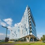 Prima clădire de birouri din Campus 6 a fost finalizată