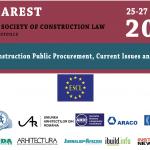 Conferința Anuală a Asociației Europene de Dreptul Construcțiilor începe pe 25 octombrie