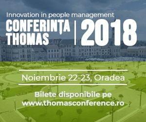 Conferinta Internationala Thomas 2018