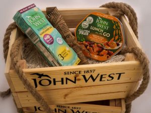 Conserve de peste John West Nordic Food