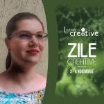 Evenimentul Zile Creative 2018: Program complet şi invitaţi