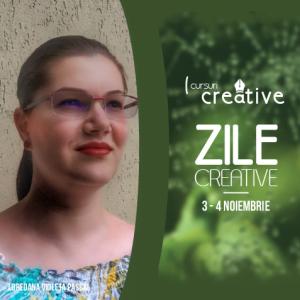 Evenimentul Zile Creative 2018